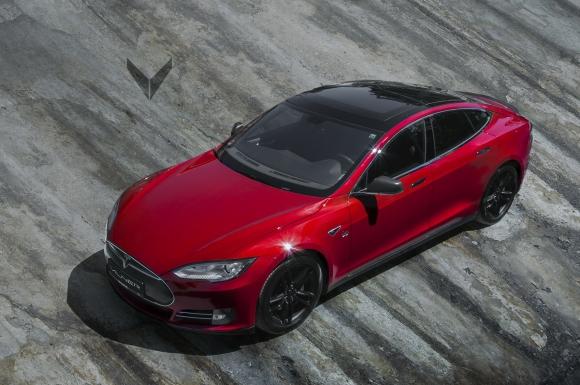 Българските тунери Vilner подготвиха Tesla Model S