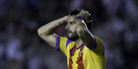 Негредо е невидим за треньора на Валенсия