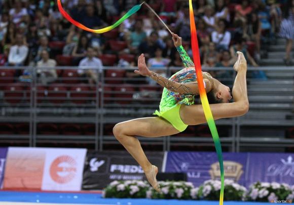 Български гимнастички с медали от международен турнир в НИШ