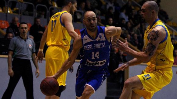 Йордан Бозов: Когато един ден ми омръзне, ще спра с баскетбола веднага