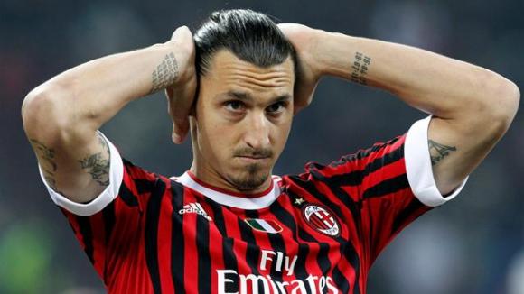 Ибра се обясни в любов на Милан