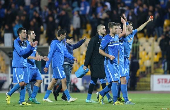 Футболни академици наредиха Левски до Манчестър Юнайтед