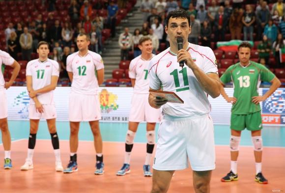 България ще загрее за квалификацията в Берлин с 2 контроли срещу Сърбия