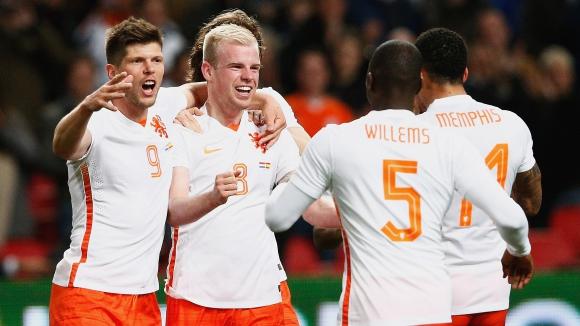 Клаасен няма да играе срещу Уелс и Германия