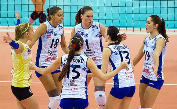 Супер Ели с 14 точки, Динамо (Казан) с втора победа в Шампионската лига