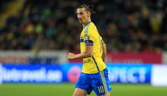 Скромният Златан: Нанесох Швеция на футболна карта, правя същото и с Франция