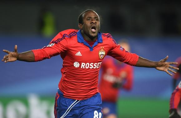 ЦСКА (М) официално поиска Думбия до края на сезона