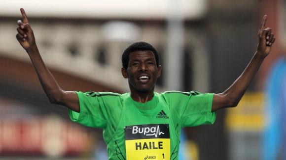 40 000 бягаха с великия Хайле Гебреселасие в последното му състезание