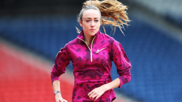 Шотландска атлетка призова за финансова подкрепа след завръщане от контузии