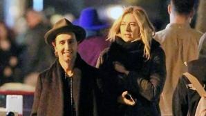 Маша с мъж след новината за Григор и Шерцингер