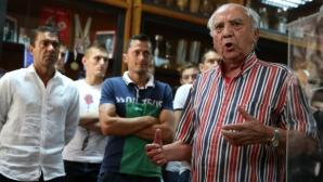 Живата история на ЦСКА разкри плановете на Гриша Ганчев