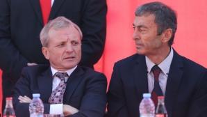 Ганчев обяви схемата за ЦСКА