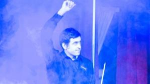 Рони не се даде на Бингам и във второто шоу в Букурещ