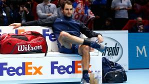 Федерер говори за Джокович и бъдещето