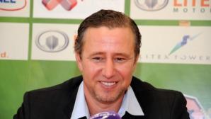 Треньорът на Литекс със сериозна оферта от чужбина