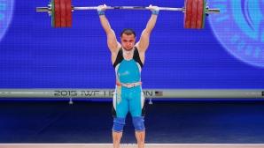 Казахстанец спечели световната титла в категория до 77 кг