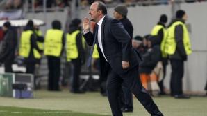 Бенитес: Реал направи крачка към връщане на величието си