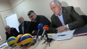 Управленска криза във волейбола