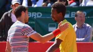 Изи Кредит подкрепя демонстративния тенис мач на Григор Димитров