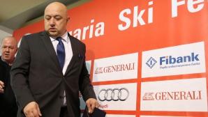 Кралев очаква по-добра следваща година за Национална спортна база