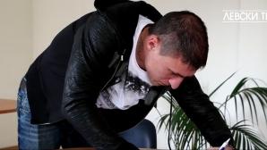 Йоргачевич подписа нов договор с Левски