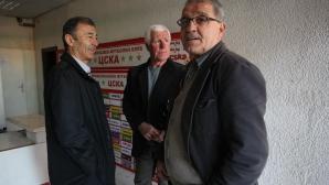 Ветераните на ЦСКА категорично против сливането с Литекс