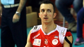Волейболен дебютант иска Боян Йорданов