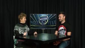 """Захари Сираков е гост в """"Авантаж"""" тази вечер по Sportal.bg TV"""