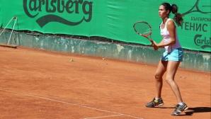 Шиникова на 1/4-финал в Тунис