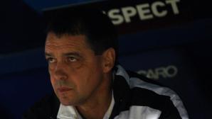 Хубчев след тежката загуба: Вината е на треньорите