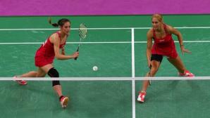 Неделчева и сестри Стоеви стигнаха полуфинали
