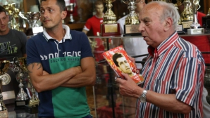 Сашо Манов: Стоя твърдо зад Гриша Ганчев