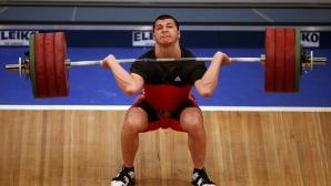 Господинов с 19-о място на световното по вдигане на тежести