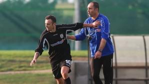 Треньорът на ПАОК с нов коментар за случката с Бербатов