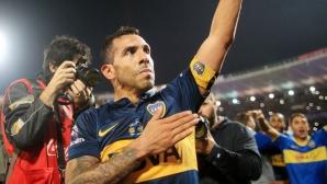 Нападател на Росарио победи Карлос Тевес за Футболист на годината в Аржентина