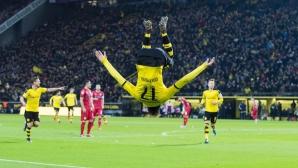 Обамеянг смая с нова порция голове за Дортмунд (видео + галерия)