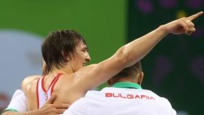 Даниел Александров със загуба в първия кръг на турнира Голдън Гран при в Баку