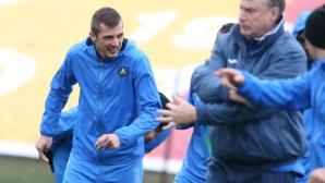 Милиев: Не съм в Левски за пари