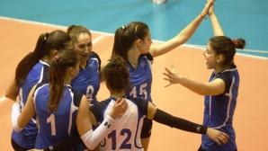 Волейболистките на Левски с пета поредна победа
