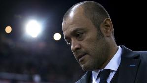 Треньорът на Валенсия хвърли оставка