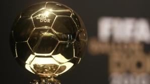 """Това са тримата номинирани за """"Златната топка"""""""