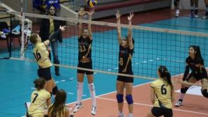 Волейболистките на Левски спечелиха за трети път Скаут лигата