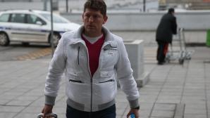 Стойчо Стоилов: Аз проблем с Лудогорец не съм имал