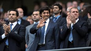 Шейх Мансур продаде 13% от Ман Сити за същата цена, за която купи целия клуб