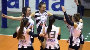 Волейболистките на Славия домакинстват на Казанлък в Сливница