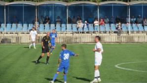 Тежко положение в Калиакра, не е ясна съдбата на отбора