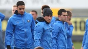 Титуляр се завръща в групата на Левски за мача с Берое