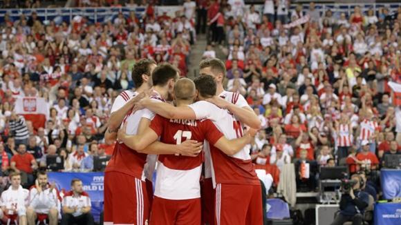 Полша ще е домакин на финалите на Световната лига през 2016
