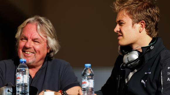 Розберг: Трябва да оставят сина на Шумахер да има собствена кариера