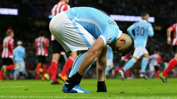 Сити може да разчита на Агуеро срещу Арсенал